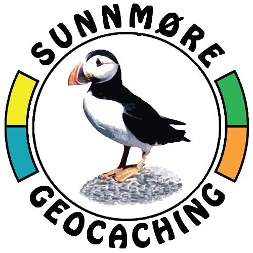 Sunnmøre Geocaching logo